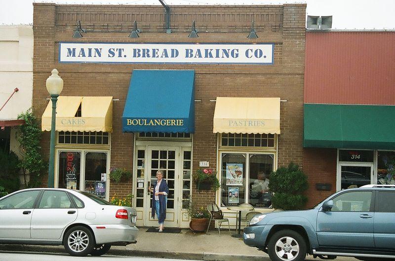 Main Street Boulangerie Grapevine Texas Paris Where You Are